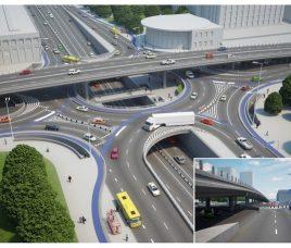 Что такое «путепровод»? И сколько таких сооружений в Голосеевском районе?